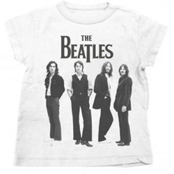 The Beatles - Unisex-Child Standing Kids T-Shirt