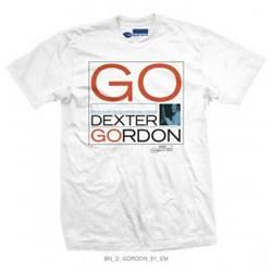 Blue Note Records - Mens Dexter Gordon Go T-Shirt