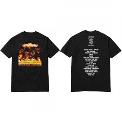 Cash Money Records - Mens Guerrilla Warfare Hot Boyz Black T-Shirt