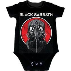 Black Sabbath - Unisex-Baby Blk 10 Onesie T-Shirt