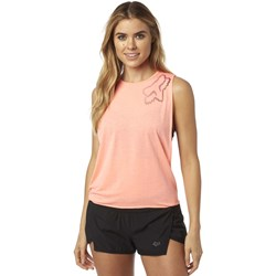 Fox - Womens Perfor Crop Top