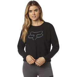 Fox - Womens Breaking Po Crew Fleece