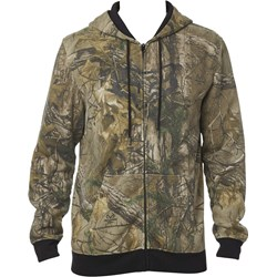 Fox - Mens Realtree Zip Unlined Hoodie
