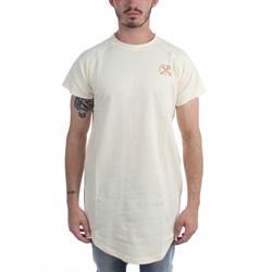 Civil Clothing - Mens This Mess Raglan Cap Sleeve Drop T-Shirt