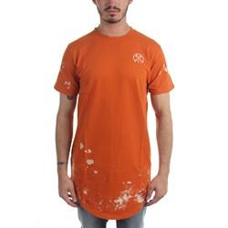Civil Clothing - Mens Through Hell & Back Drop T-Shirt