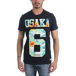 Superdry - Mens Osaka Hibiscus T-Shirt