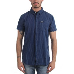 Superdry - Mens Ghost Button Short Sleeve Woven