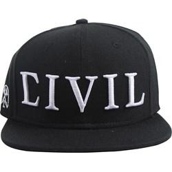 Civil Clothing - Unisex-Adult Essential Snapback Hat