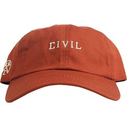 Civil Clothing - Unisex-Adult Core Strapback Hat