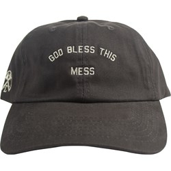 Civil Clothing - Unisex-Adult This Mess Strapback Hat