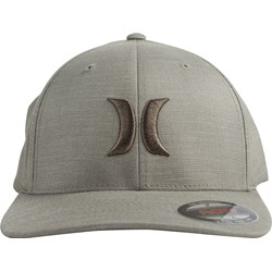 Hurley - Mens One And Textures Flex Fit Hat