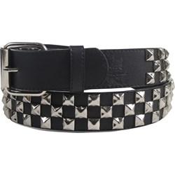 BodyPunks Pyramid Studded Leather Belt V2