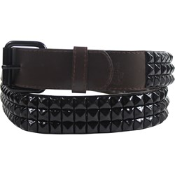 BodyPunks Pyramid Studded Leather Belt V2