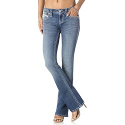 Rock Revival - Womens Johanna B209 Bootcut Jeans