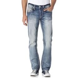 Rock Revival - Mens Eled J200 Straight Jeans