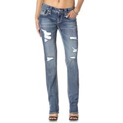 Rock Revival - Womens Cydnee J201 Straight Jeans