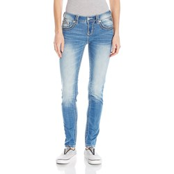 Miss Me - Womens Woven Skinny Jeans JS5014S223