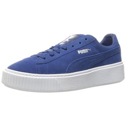 Puma - Womens Suede Platform Shoes