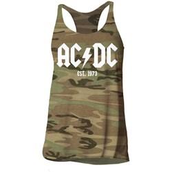 Ac/Dc - Womens Logo Tank-Top