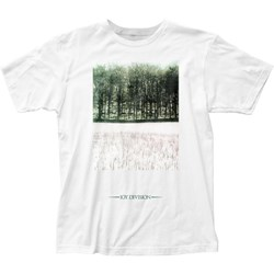 Joy Division - Mens Atmosphere Fitted T-Shirt