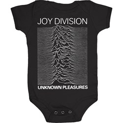 Joy Division - Infants Unknown Pleasures Onesie