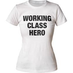 John Lennon - Womens Working Class Hero T-Shirt