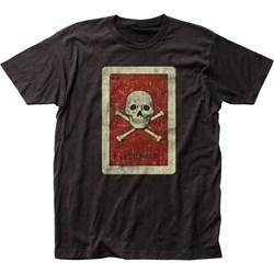 Impact Originals - Mens La Calavera Lotería Fitted T-Shirt