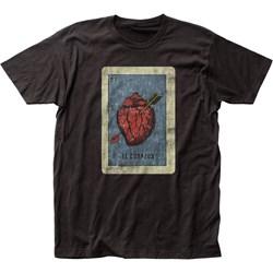 Impact Originals - Mens El Corazon Lotería Fitted T-Shirt