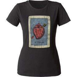 Impact Originals - Womens El Corazon Lotería T-Shirt