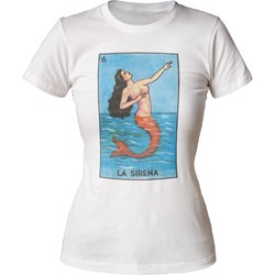 Impact Originals - Womens La Sirena Lotería T-Shirt