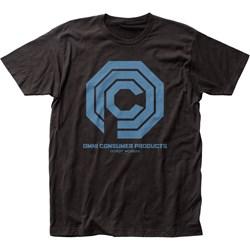 Robocop - Mens Ocp Fitted T-Shirt