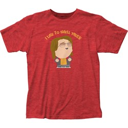 South Park - Mens Trees Fitted T-Shirt