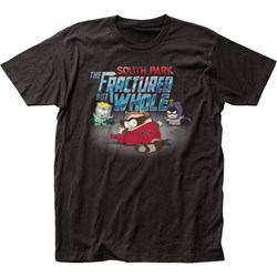 South Park - Mens Fractured But Whole Fitted T-Shirt