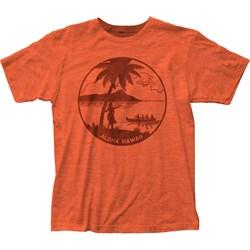 Impact Originals - Mens Impact Original Aloha Fitted T-Shirt