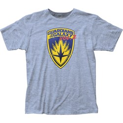 Guardians Of The Galaxy - Mens Shield Fitted T-Shirt