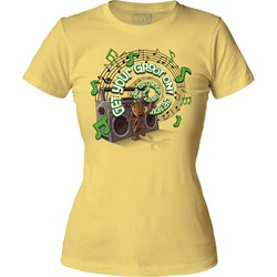 Guardians Of The Galaxy - Womens Get Your Groot On! T-Shirt