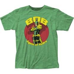 Hydra - Mens Bob Fitted T-Shirt