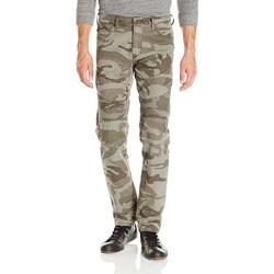 True Religion - Mens Geno Moto Slim Jeans