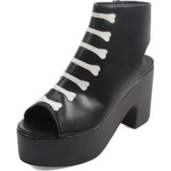 Iron Fist - Womens Wishbone Platform Sandals
