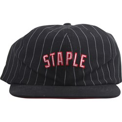 Staple - Mens Pinstripe Snapback Hat