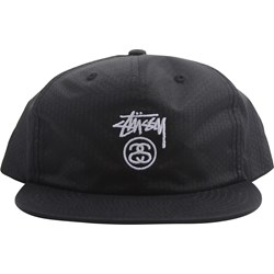 Stussy - Mens Stock Lock Honeycomb Strapback Hat