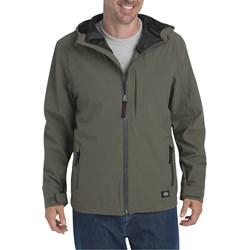 Dickies - Mens Waterproof Breathable Jacket With Hood