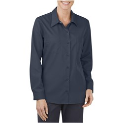 Dickies - Womens L/S Industrial Work Top