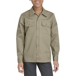 Dickies - Boys L/S Twill Shirt