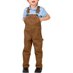 Dickies - Boys Toddler Duck Bib Overall