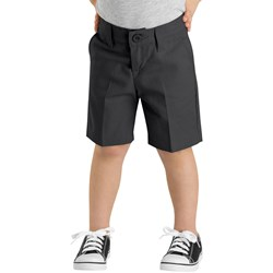 Dickies - Girls Flat Front Short 4-6X