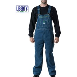 Walls - Mens 18006 Liberty Denim Bib Overall