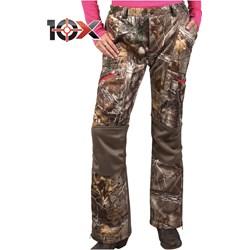 Walls - Womens ZPF32 Lockdown Softshell 10X Pants