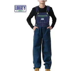 Walls - Boys 11906 Liberty Boy'S Denim Bib Overall