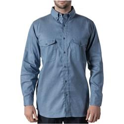 Walls - Mens 56388 Fr Button-Down Chambray Work Shirt